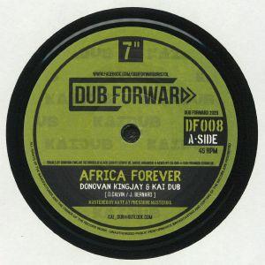 KINGJAY, Donovan/KAI DUB - Africa Forever