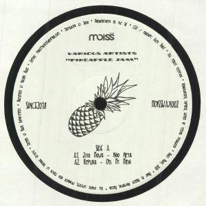 MOWA, Zito/REPLIKA/SUNE/VITAMIN D/INER - Pineapple Jam