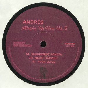 ANDRES - Allegria De Vino Vol 2