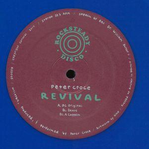 CROCE, Peter - Revival (reissue)