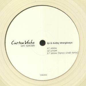 TIJN/DUDLEY STRANGEWAYS - CVS 003