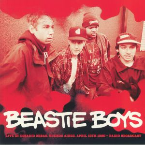 BEASTIE BOYS - Live At Estadio Obras Buenos Aires April 15th 1995