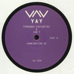 COSTANTINI, Fernando/IAN F - Combination EP