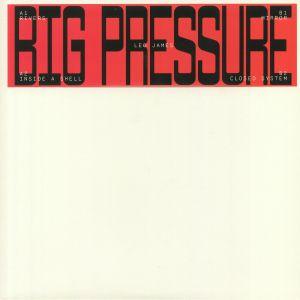JAMES, Leo - Big Pressure