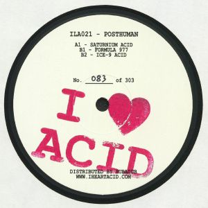 POSTHUMAN - I Love Acid Twentyone