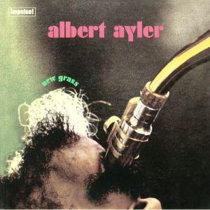 AYLER, Albert - New Grass (reissue)