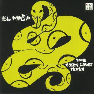 ROBIN JONES SEVEN, The - El Maja (reissue)