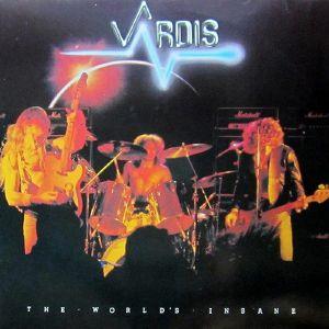 VARDIS - The World's Insane (reissue)