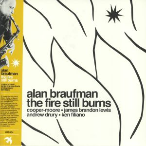 BRAUFMAN, Alan - The Fire Still Burns