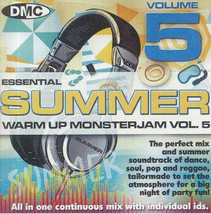 DJ IVAN SANTANA/VARIOUS - Essential Summer Warm Up Monsterjam Vol 5 (Strictly DJ Only)