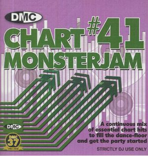 MANN, Keith/VARIOUS - DMC Chart Monsterjam #41 (Strictly DJ Only)