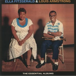 FITZGERALD, Ella/LOUIS ARMSTRONG - The Essential Albums