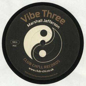 JEFFERSON, Marshall/JUNGLE WONZ - Vibe Three
