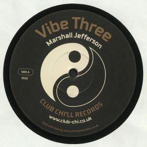 JEFFERSON, Marshall/JUNGLE WONZ - Vibe Three
