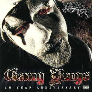 BLAZE YA DEAD HOMIE - Gang Rags: 10 Year Anniversary