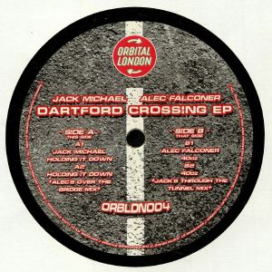 MICHAEL, Jack/ALEC FALCONER - Dartford Crossing EP