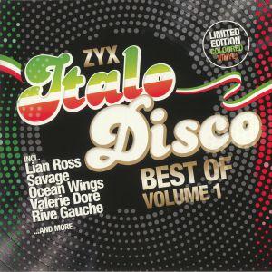 VARIOUS - ZYX Italo Disco: Best Of Vol 1