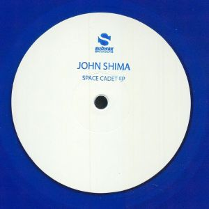 SHIMA, John - Space Cadet EP