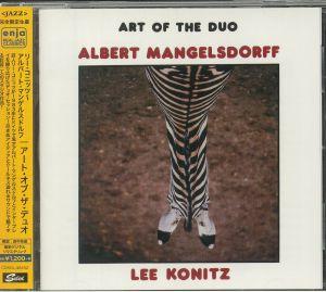 KONITZ, Lee/ALBERT MANGELSDORFF - Art Of Duo (remastered)