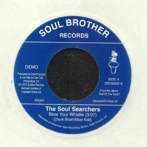 SOUL SEARCHERS, The - Blow Your Whistle (reissue) (Juno Exclusive)