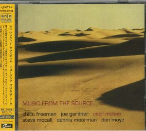 McBEE, Cecil - Music From The Source (remastered)
