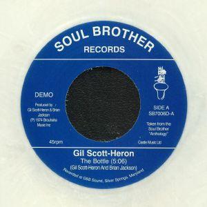 SCOTT HERON, Gil - The Bottle (reissue) (Juno exclusive)