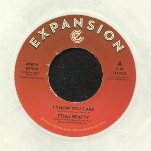 BEATTY, Ethel - I Know You Care (reissue) (Juno Exclusive)