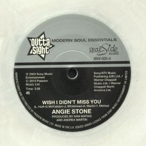 STONE, Angie - Wish I Didn't Miss You (reissue) (Juno Exclusive)