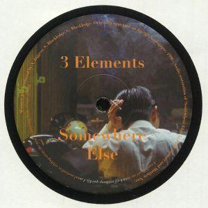 3 ELEMENTS/TEVATRON - Somewhere Else