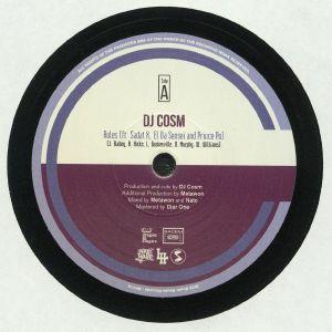 DJ COSM feat SADAT X/EL DA SENSEI/PRINCE PO - Rules