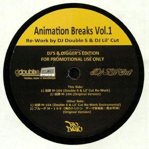 DJ DOUBLES/DJ LIL CUT - Animation Breaks Vol 1
