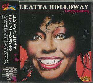 HOLLOWAY, Loleatta - Love Sensation & 6 (remastered)