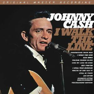 CASH, Johnny - I Walk The Line (mono)