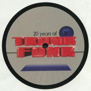 ALGORYTHM/JENS WICKELGREN/POLISEN/FRANSKILD/MUL APIN/GORK/VINNY VILLBASS - 20 Years Of Trunkfunk Part 1