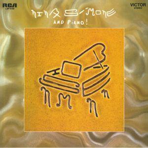 SIMONE, Nina - Nina Simone & Piano
