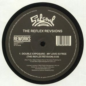 DOUBLE EXPOSURE/INSTANT FUNK - My Love Is Free/I Got My Mind Made Up (The Reflex Revisions)