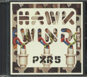 HAWKWIND - PXR 5 (Expanded Edition) (remastered)