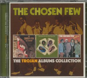 CHOSEN FEW, The - The Trojan Albums Collection