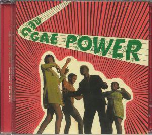 VARIOUS - Reggae Power