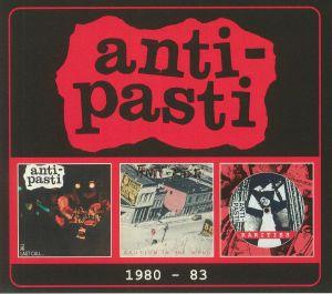 ANTI PASTI - 1980-83