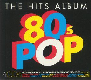 VARIOUS - The Hits Album: The 80's Pop Album
