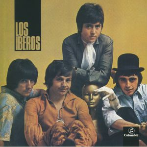 LOS IBEROS - Los Iberos (reissue)