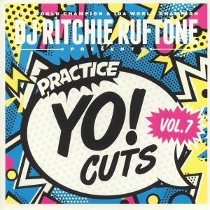 DJ RITCHIE RUFTONE - Practice Yo! Cuts Vol 7