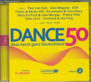 VARIOUS - Dance 50 Vol 2