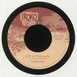 BOOKER GEE - Out In The Rain