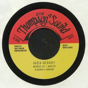 MCANUFF, Nadia/THOMPSON SOUND - Words Of I Mouth