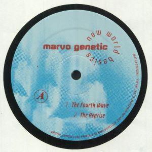 MARVO GENETIC - New World Basics (reissue)