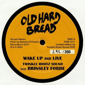 TWINKLE ROOTZ SOUND - Wake Up & Live