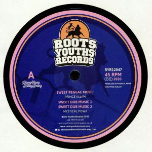 PRINCE ALLAH/MYSTICAL POWA/ABA ARIGINAL - Sweet Reggae Music