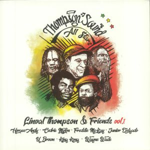 THOMPSON, Linval/VARIOUS - Thompson Sound All Stars Vol 1